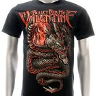 Sz S M L XL XXL 2XL Bullet For My Valentine T-shirt Heavy Metal Many Size Bu31