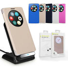 Windows Case Leather Case Cover With Qi Wireless Charging Case for LG G3 D855