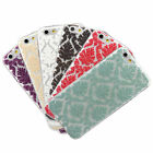 6s /6s Plus Carved Damask Vintage TPU Case Cover For iPhone 6s/6s Plus Soft Case