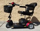 Pride Go Go Traveller Elite 3 wheel Scooter [SC40E] - 12 or 18 AH Battery Pack