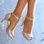 diamante dance shoes