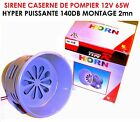Occasion, MOTO SCOOTER BMW HARLEY GOLDWING BMW PUISSANTE SIRENE CASERNE DE POMPIER 12V!  d'occasion  Garches