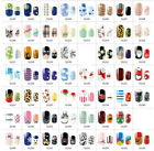 NAIL WRAPS STICKERS - Full Self Adhesive Polish Foils Decoration Art Decals