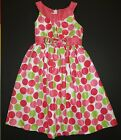 Ashley Ann girls juniors print Easter Party Special Occasion Sunday dress 10 12