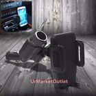 Car/SUV Universal Mount Holder+USB+Cigarette Outlet for Sony Mobile/Cell Phone