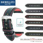 "MORELLATO Watch Band 18 20mm ""BIKING"" Techno Carbon WATERPROOF (SelectColor)"