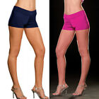 Plus Size One Size 1X2X or 3X4X Roxie Hot Shorts Hot Pink or Navy Blue   DG4575X