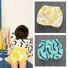Baby Toddler Printed Pants Trousers Infant Summer Bloomers Shorts Elastic Waist