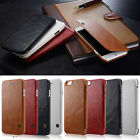 1pcs Latest Luxury Leather Magnetic Flip Cover Wallet Case For iPhone 6 4.7inch