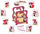 MINNIE MOUSE CAKE DECORATIONS - Baking, Candles, Cupcake Cases (Kids/Birthday)