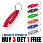 Aluminium Bottle Opener Key Ring Chain for opening beer bottles - camping gadget