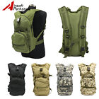 15L 600D Tactical Waterproof Camping Backpack Pack Paintball Climbing Hiking Bag