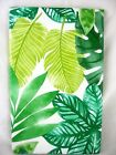 Assorted Sizes Green Palm Tropical Foliage Vinyl Tablecloth FREE SHIPPING
