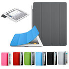 Latest Ultra Thin Magnetic Leather Smart Cover Case for Apple iPad 2 3 4