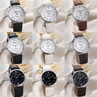 2016 Fashion Geneva Casual Watch Women Watch Leather Analog Ladies Quartz Watch