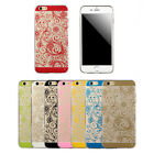 Pattern Transparent Soft Case TPU Case Back Cover Case For iPhone 6 Plus 5.5Inch