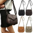 New Fashion Satchel Women Leather Handbag Shoulder Crossbody Bag Tote Hobo N6W8