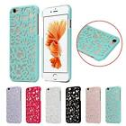 Hollow Out Letter Plastic Hard Cover Back Case Skin For iPhone 6S /6S Plus Case