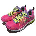 Fila J930P Pink Purple Volt Womens Running Trainers Sneakers Shoes 5-J930P-269