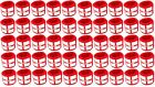 England Sweatbands with St George Cross Red
