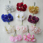 11color choice wholesale Wedding The simulation flower wreath material 2 5 10set