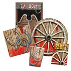 RODEO WESTERN Party Tableware & Decorations (Birthday/Napkins/Plates/Cowboy)