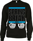 Spring Break 2014 Vacation Fun Friends Party Booze Beer  Long Sleeve Thermal