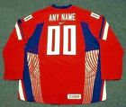 "CZECH 2006 Nike Olympic Throwback ""Customized"" Hockey Jersey"