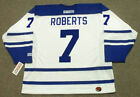 GARY ROBERTS Toronto Maple Leafs 2003 CCM Throwback NHL Hockey Jersey