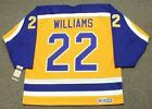 TIGER WILLIAMS Los Angeles Kings 1986 CCM Vintage Home NHL Hockey Jersey
