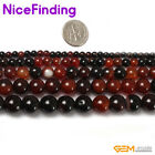 Natural Round Dream Agate Gemstone Loose Beads For Jewelry Making In Bulk 2-18mm