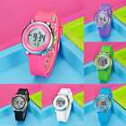 Waterproof Digital Wristwatch Women Men Kids Watch Gifts LED Watches