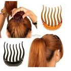 Women Fashion Hair Styling Clip Stick Bun Maker Braid Tool Hair Accessories S0BZ