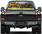 Full Coverage Rear Window Decal Ford Chevy Dodge Multiple Choices