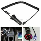 5V 2.1A LED Micro USB Car Charger Rapid Power Adapter Cable For Mobile Phone