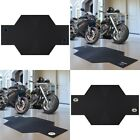 Select Your Nfl Team Oil Resistant Grip Style Rubber Motorcycle Mat By Fan Mats