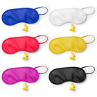 Sleep Eye Mask Ear Plugs Travel Blindfold Shade Blinder Soft Elasticated Rest