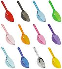 CANDY SCOOPS - Plastic Party Scoop (Sweets, Buffet, Food, Ice Cream, Serving)