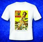 ATTACK OF THE 50 FOOT WOMAN great Men's t-shirt ALLISON HAYES (ts001)