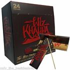 WIZ KHALIFA RAW ROLLING PAPERS WITH ROACHES & TIPS KINGSIZE SLIM THE WIZ PACK