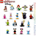 LEGO 71012 Disney Minifiguren Aladdin Alice Ariel Captain Hook Maleficent Ursula