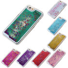 Luxury Glitter Star Liquid Back Phone Case Cover for Iphone Fashion