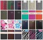 POCKET Diary 2015 - FABRIC Padded/Fashion (Week to View) Large Range
