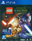 New Sony PS4 Games LEGO Star Wars The Force Awakens HK Version