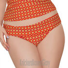 Curvy Kate Casablanca Fold Over Bikini Brief Saffron CS2825 NEW Select Size