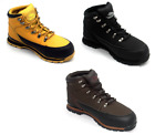 Mens Womens Workforce SAFETY STEEL TOE CAP Work Boots Shoes Hiker Fashion Sizes