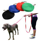 1.8M Adjustable Nylon Pet Puppy Small Large Dog Traning Lead Leash Traction Rope