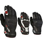New Oxford Motorcycles Bike RP-6 Protective Riding Leather Gloves Size S-2XL