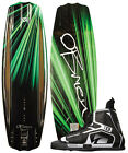 OBRIEN SPARK IMPACT 137 2014 incl. DISPOSITIF Bottes Wakeboard Set Fixation