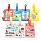 Luggage Tags Strap Name Address ID Suitcase Baggage Travel Label Tag Hot JR